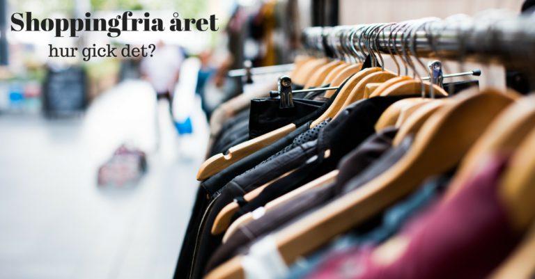 bild på kläder. shoppingfritt år och leva enklare
